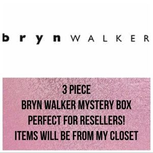 ❤️ 3 Piece bryn Walker Mystery Box